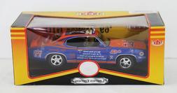 02 FLEER NEW YORK METS TOM SEAVER '69 PONTIAC GTO DIE-CAST C