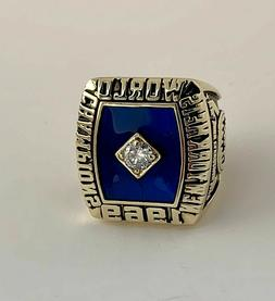 1969 NEW YORK METS Championship Ring World Series 18k GOLD P