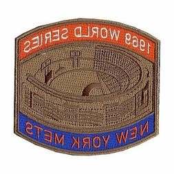 1969 New York Mets Jersey Sleeve Patch World Series Champion