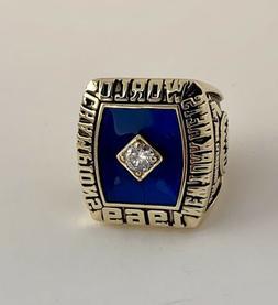 1969 New York Mets World Series Replica Ring