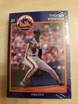 1988 NEW YORK METS KAHNS FACTORY SEALED TEAM SET 31 CARDS