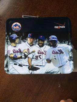 2010 NEW YORK METS SGA LUNCH BOX WRIGHT REYES BAY 8/15