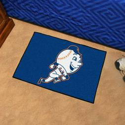 "2014 New York Mets Retro Collection 19"" X 30"" Starter Area R"