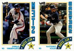 2019 TOPPS SERIES 2 1984 ALL-STARS 150TH ANNIVERSARY #/150 I
