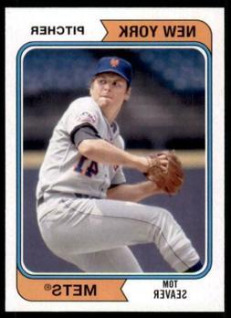 2020 Archives Base #195 Tom Seaver - New York Mets