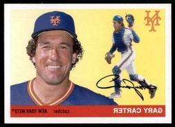 2020 Archives Base #46 Gary Carter - New York Mets