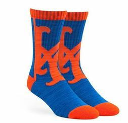 '47 Brand MLB New York Mets Crew Sock Size Medium Large Men