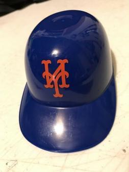 """5"""" Mini Plastic Helmet MLB - New York Mets"""
