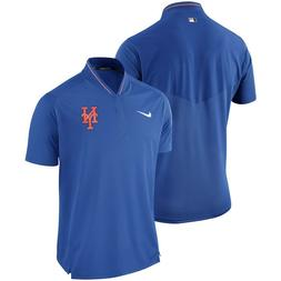 $80 Men's New York Mets Nike Royal Authentic Collection Elit