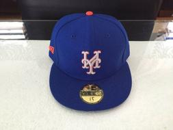 Authentic New York Mets ALT New Era 59Fifty Fitted Hat NY ML