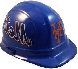NEW! Baseball New York Mets Hard Hats with Ratchet Suspensio