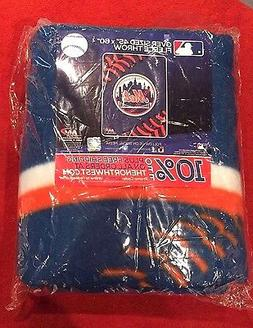 Blanket Fleece Throw  Souvenirs  Baseball Sports Mets