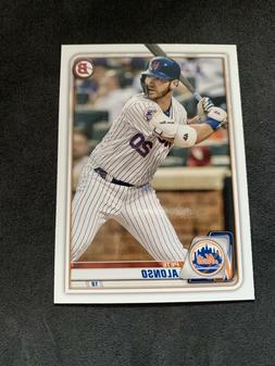 Bowman 2020 New York Mets Team Set  Paper Base & Prospects