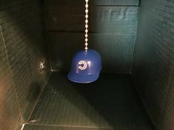 Brand New MLB Baseball Helmet Ceiling Fan Pull - Light Pull