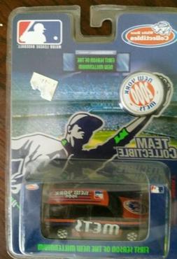 White Rose Collectibles New York Mets baseball 2000 team veh