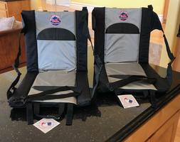 Genuine Merchandise MLB New York METS Stadium Folding SEAT C