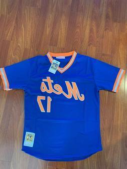 Keith Hernandez #17 New York Mets Batting Practice Jersey Si