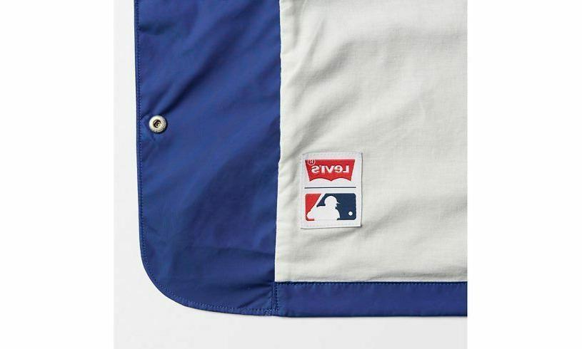 Levi's Limited Edition Men's New NY Mets MLB Jacket