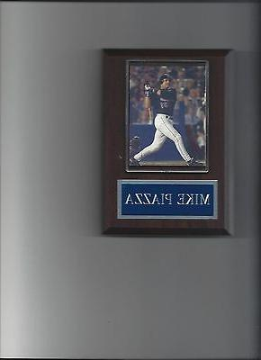 mike piazza plaque baseball new york mets
