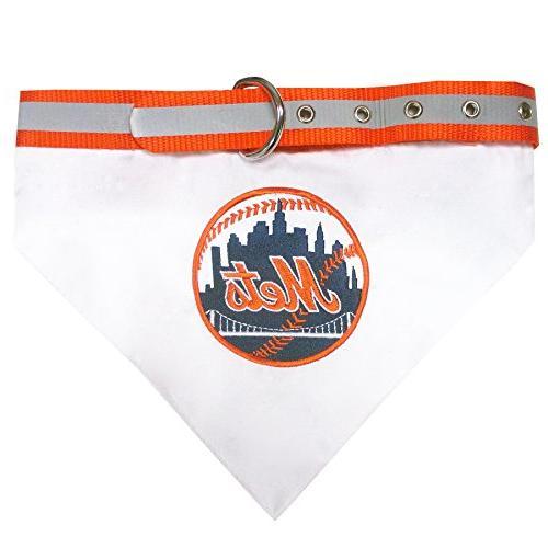 mlb new york mets bandana