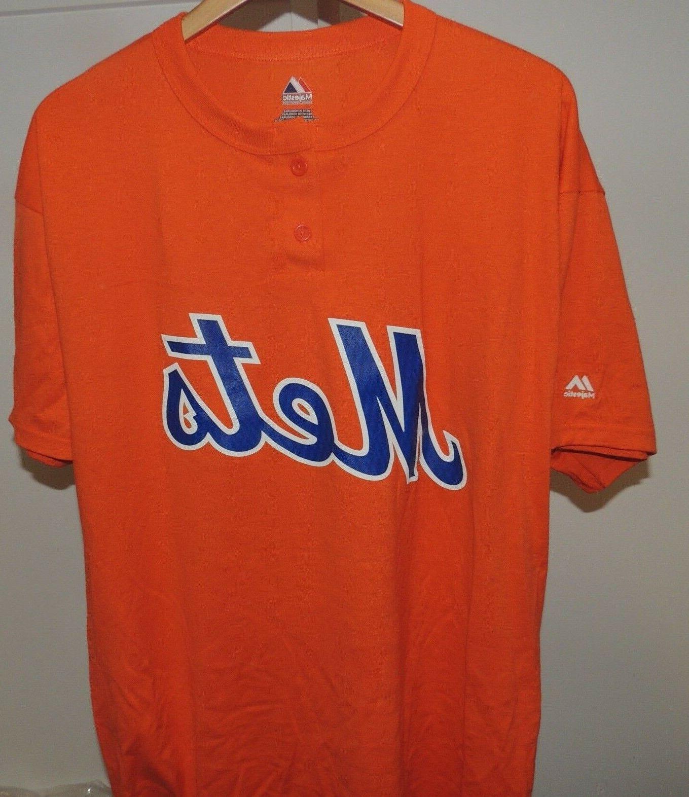mlb new york mets baseball jersey shirt