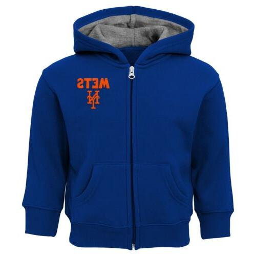 Outerstuff MLB Toddlers New York Mets Inside The Park Full-Z