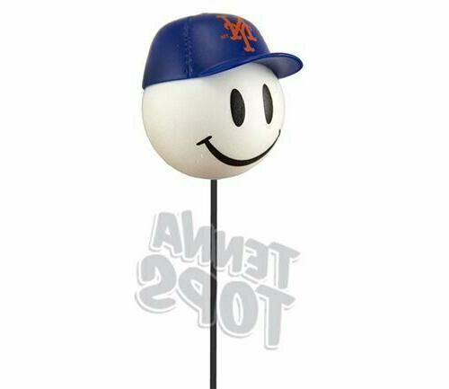 New York Mets Cap Car Antenna Ball / Buddy