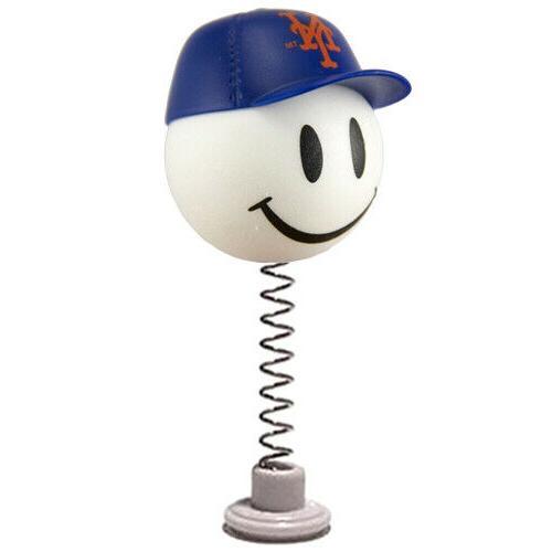 New York Mets Cap Car Ball / Buddy