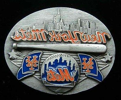New York Mets Mascot Mat Area Rug - Man Cave, Bar, Game Room