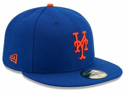 new york mets game 59fifty fitted hat