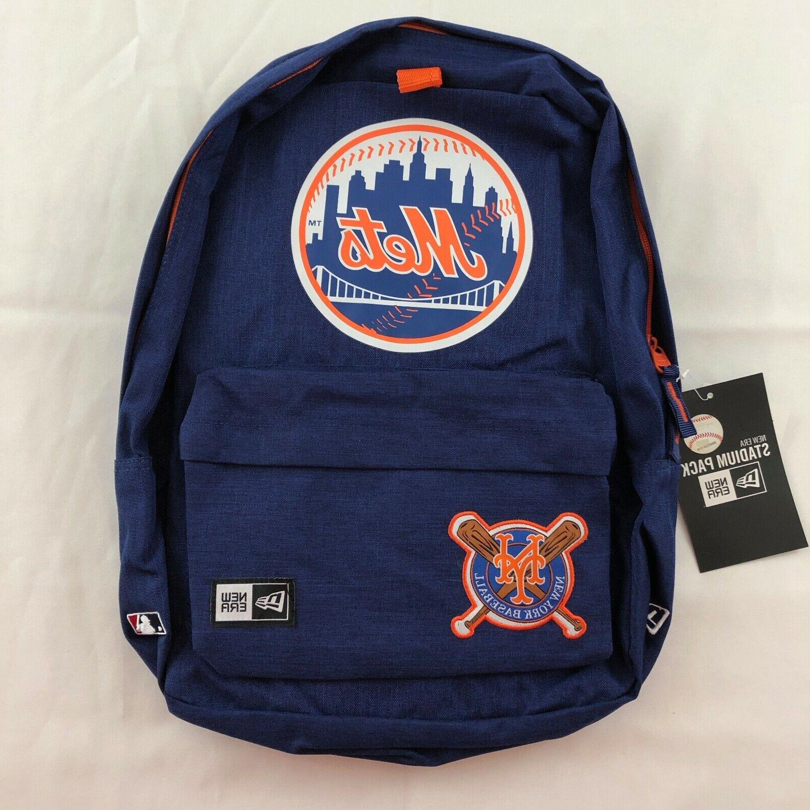 new york mets heritage patch backpack