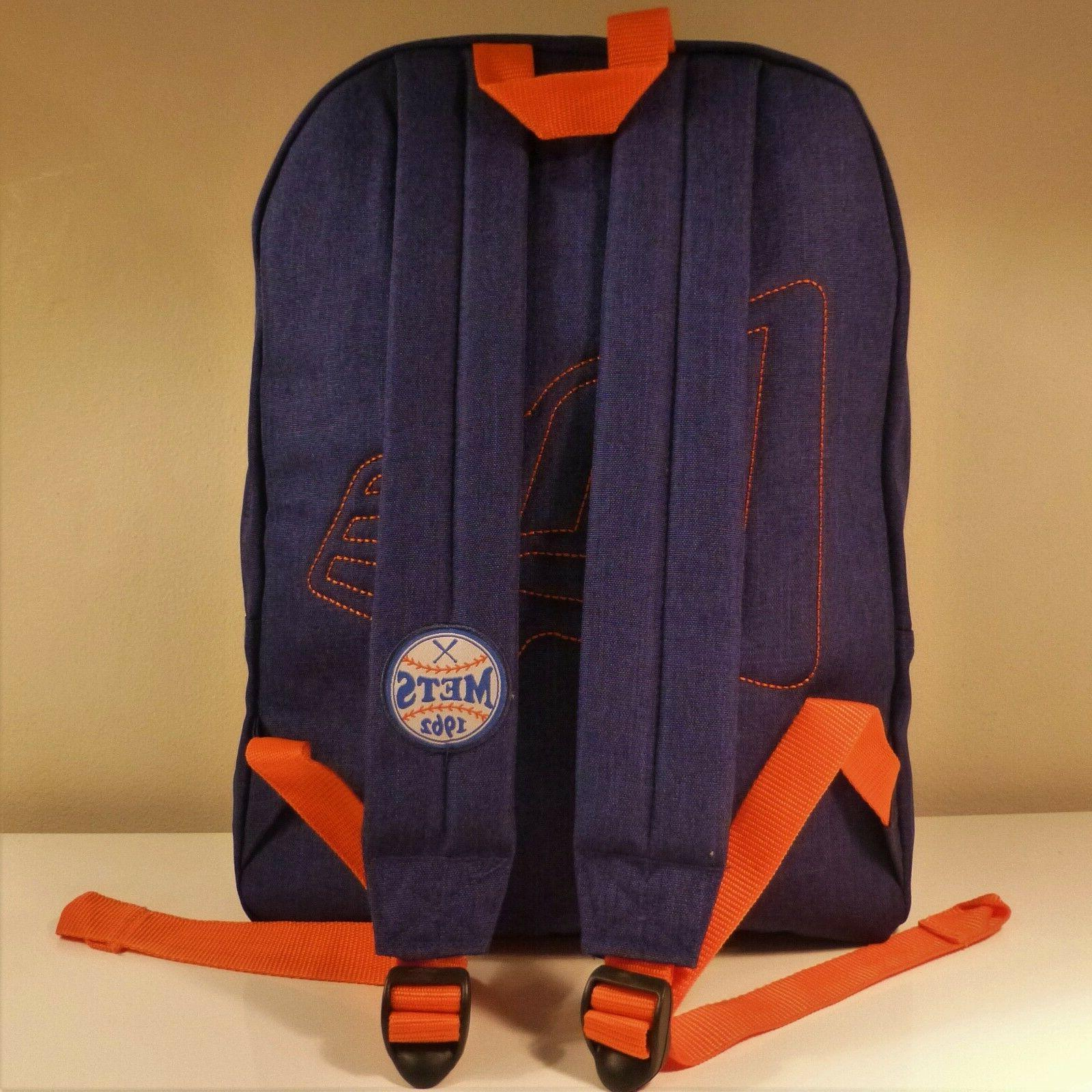 New Mets Pack Backpack New with NWT