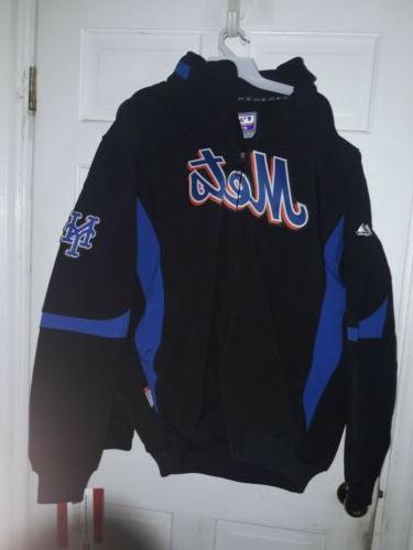 new york mets mlb baseball coat ny