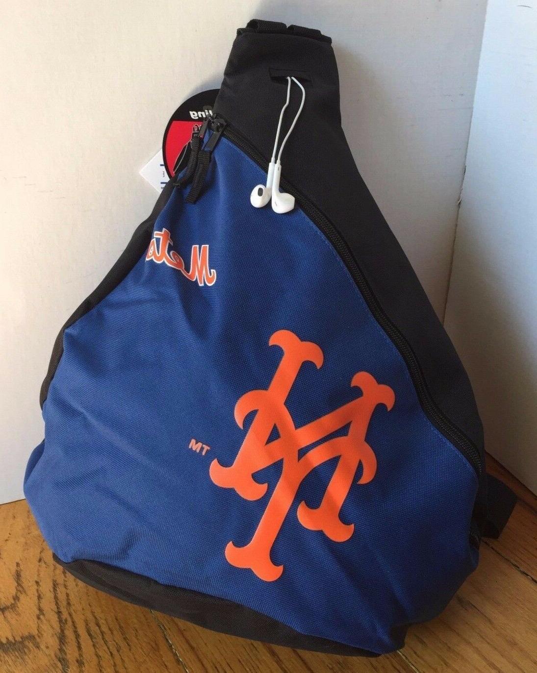 new york mets mlb vintage blue sling