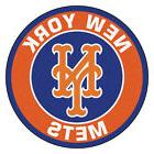 "New York Mets 27"" Roundel Area Rug Floor Mat"