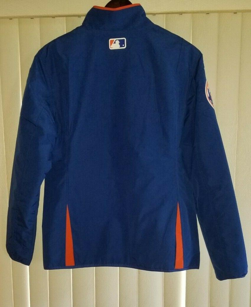 New Mets Therma Thermal Full-Zip Jacket MLB Sz