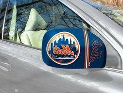 Licensed MLB New York Mets Car Mirror Covers  - Cars/Small S