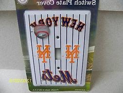 MLB licensed New York Mets pinstripe baseball single light s
