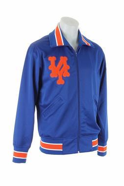 Men's Brand New Mitchell & Ness New York Mets Athletic Fashi
