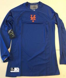 Men's New York Mets Nike Hypercool Compression Shirt 3XL XXX