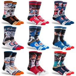 STANCE MENS ATHLETIC SOCKS SIZE Medium/Large All MLB Teams B