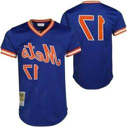 Mitchell & Ness Keith Hernandez New York Mets Royal Cooperst