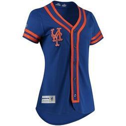 Majestic MLB Apparel NEW YORK METS   Women's Dri Fit Jersey