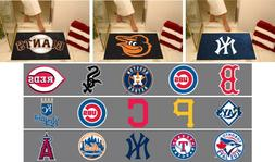 MLB Bath Mat Area Rugs Choose Your Team