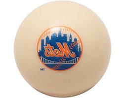 MLB Imperial New York Mets Pool Billiard Cue/8 Ball - Old St