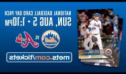 MLB New York Mets 2018 National Baseball Card Day Pack Citi