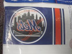 MLB NEW YORK METS 3' X 5' OUTDOOR FLAG / BANNER