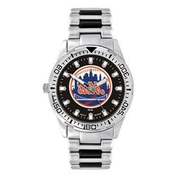 MLB New York Mets Mens Heavy Hitter Watch Style: XWM2625 $68