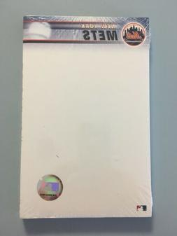 "Turner MLB New York Mets Notepads 5 x 8"" 2 Packs 50 Sheets E"