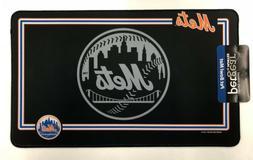 MLB New York Mets Premium Neoprene Pet Dog Bowl Mat Placemen